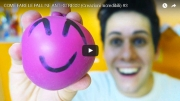 COME FARE LE PALLINE ANTI-STRESS! (Creazioni Incredibili)