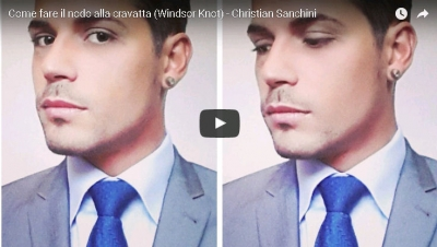 Come fare il nodo alla cravatta (Windsor Knot)